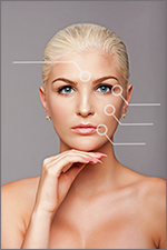 Kybella Bellafill for Womans Face