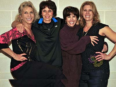 Dilauro sisters: Dr Marie, Dr Roseann, Dr Sharon, Dr Cindy