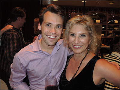 Dr Chad Deal (Tennessee) and Dr Marie DiLauro